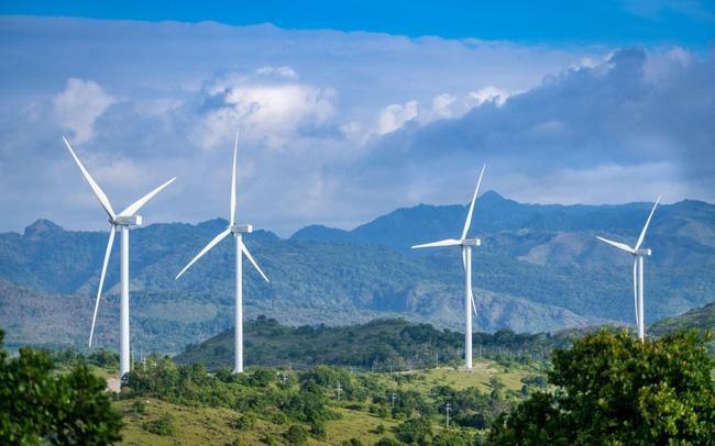 Quảng Trị sẽ tập trung phát triển các dự án năng lượng điện gió ở khu vực miền Tây - ảnh internet