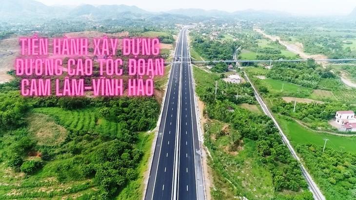 Dự kiến, thời điểm chuyển giao công trình cao tốc Cam Lâm - Vĩnh Hảo là năm 2041 - ảnh: Internet