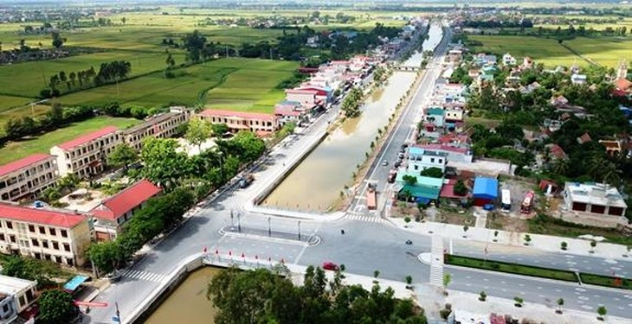 Huyện Vĩnh Bảo - thành phố Hải Phòng - ảnh Internet