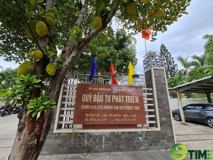Gói thầu Thi công xây dựng thuộc Dự án Sửa chữa Trụ sở làm việc Quỹ Đầu tư phát triển Quảng Nam đã mở thầu sau 2 lần gia hạn, sửa chữa HSMT