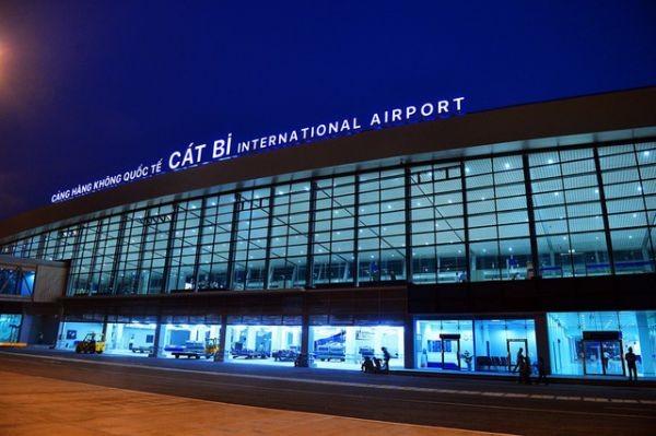 """Dự án """"Mở rộng sân đỗ máy bay – Cảng hàng không Quốc tế Cát Bi"""" – Giai đoạn 1, với tổng mức đầu tư gần 490 tỷ đồng."""