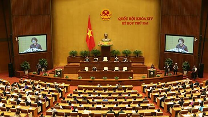 Bế mạc kỳ họp thứ hai Quốc hội khóa XIV