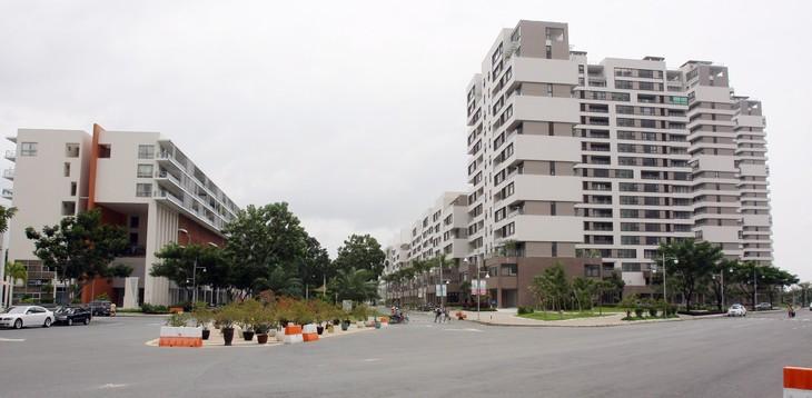 HoREA đề nghị giao thẩm quyền cho Thường trực HĐND phê duyệt quy hoạch, kế hoạch sử dụng đất (bổ sung) giữa hai kỳ họp HĐND để đảm bảo đáp ứng kịp nhu cầu đầu tư phát triển. Ảnh: Tường Lâm
