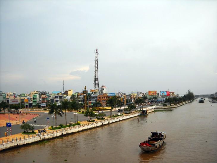 Đấu giá quyền sử dụng đất tại TP.Vị Thanh, tỉnh Hậu Giang