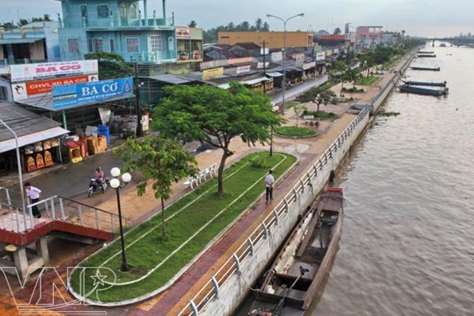 Đấu giá quyền sử dụng đất và cây trồng trên đất tại TP.Vị Thanh, tỉnh Hậu Giang