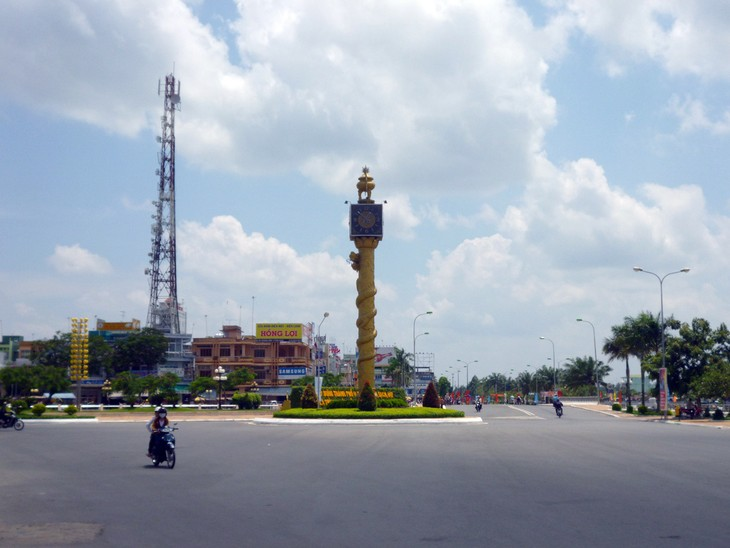 Đấu giá quyền sử dụng đất và công trình xây dựng trên đất tại TP.Vị Thanh, tỉnh Hậu Giang