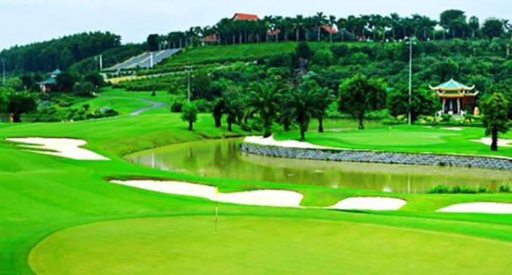 Sân golf quốc tế Đảo Vua được mở rộng thành tổ hợp sân golf quy mô 54 hố golf hoàn chỉnh.