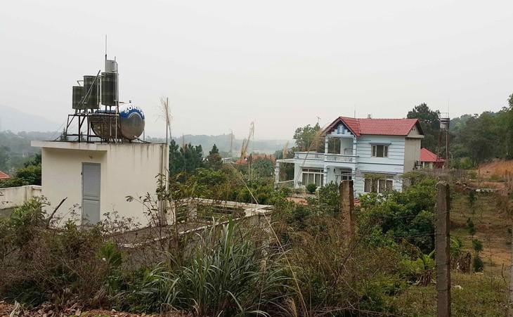 Đấu giá khu đất đấu giá tại huyện Sóc Sơn, Hà Nội