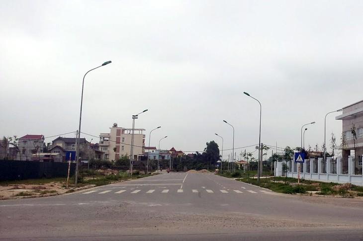 Đấu giá quyền sử dụng đất tại huyện Đông Anh, Hà Nội