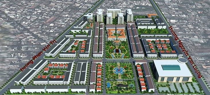 """TP.HCM: 224 căn nhà của dự án Cityland Z751 đủ điều kiện """"bung hàng"""""""