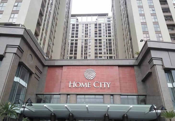 Cư dân Home City đang tố cáo hàng loạt sai phạm của chủ đầu tư.
