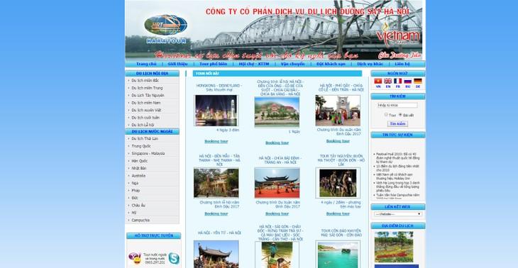 Đấu giá cổ phần của Công ty Cổ phần Dịch vụ Du lịch Đường sắt Hà Nội