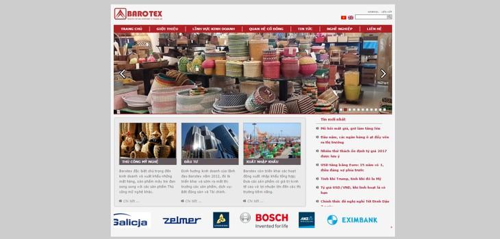 Đấu giá cổ phần của Công ty Cổ phần Thương mại và Đầu tư Barotex Việt Nam