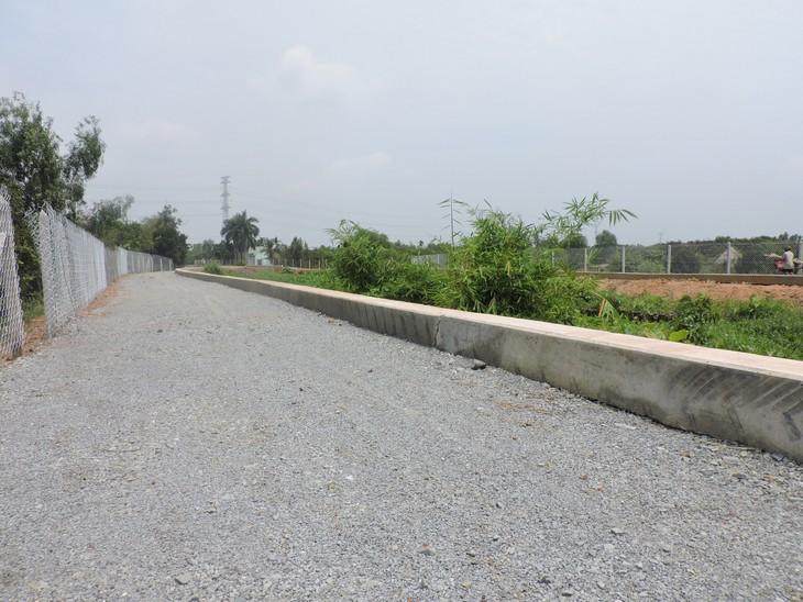 Đấu giá quyền sử dụng đất thổ cư tại huyện Củ Chi, TPHCM