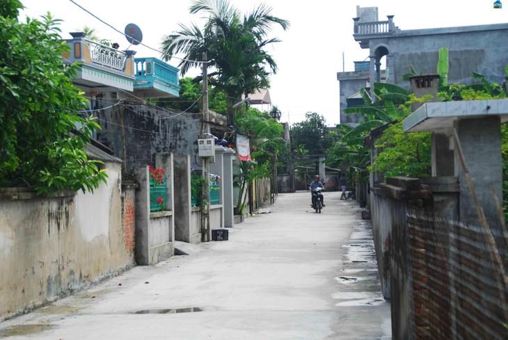 Đấu giá quyền sử dụng đất tại huyện Bình Giang, Hải Dương