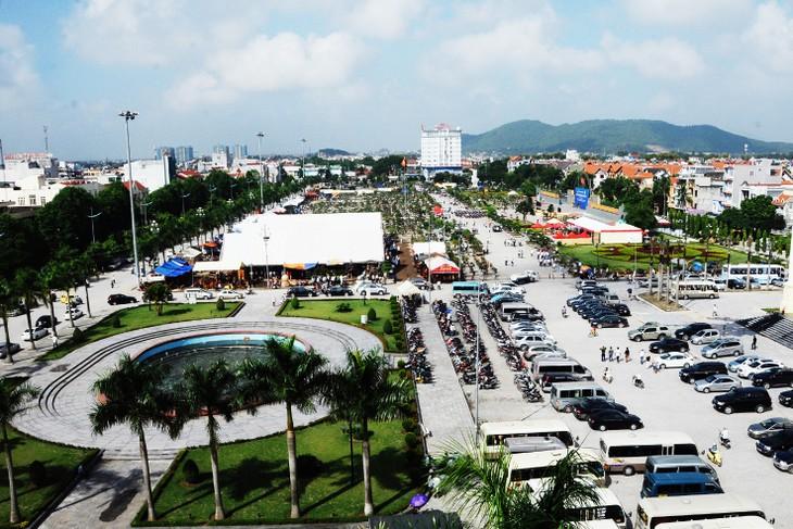 Đấu giá công trình nguyên trạng trên đất và tài sản tại TP Thanh Hóa, Thanh Hóa