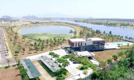 Khu đô thị FPT City Đà Nẵng là một trong những dự án lọt mắt xanh của nhà đầu tư Hà Nội