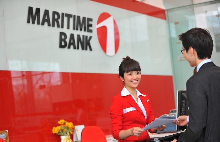 Không có NĐT đăng ký tham dự đấu giá CP của Maritime Bank, nên cuộc đấu giá không đủ ĐK tổ chức. Ảnh: Tường Lâm