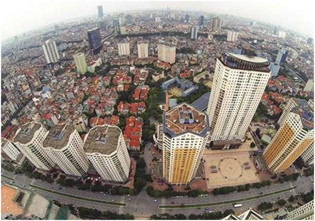 Khu đô thị Trung Hòa – Nhân Chính sau gần 1 thập niên đi vào sử dụng, đang dần bị phá nát