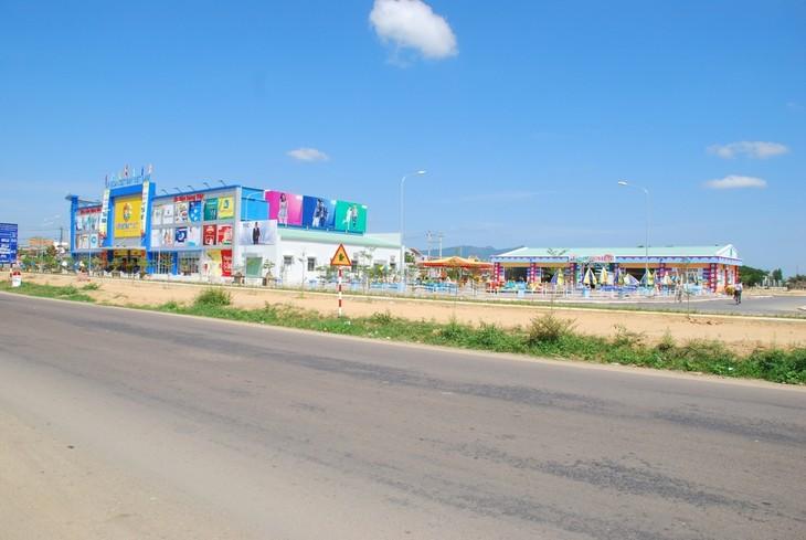 Đấu giá quyền sử dụng đất tại huyện Tây Sơn, Bình Định