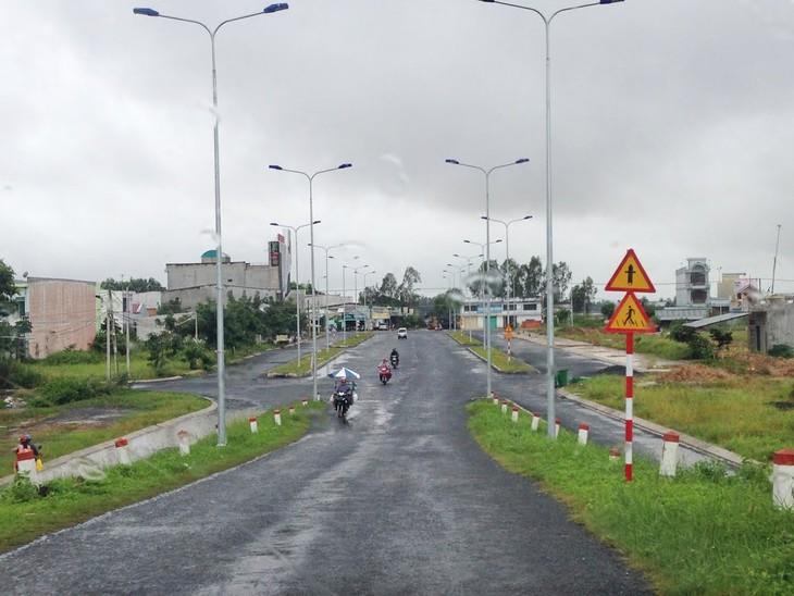 Đấu giá quyền sử dụng đất huyện Tam Nông, Đồng Tháp