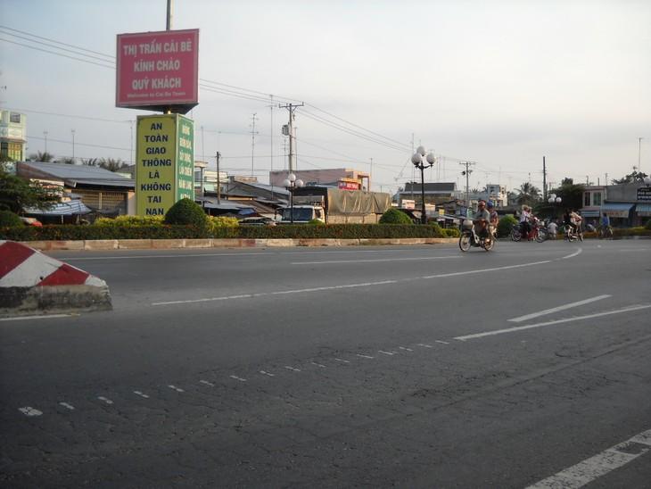 Đấu giá quyền sử dụng đất ở tại huyện Cái Bè, Tiền Giang
