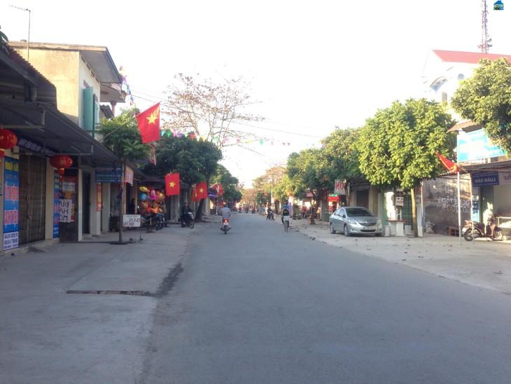 Đấu giá quyền sử dụng đất tại huyện Thanh Hà, Hải Dương