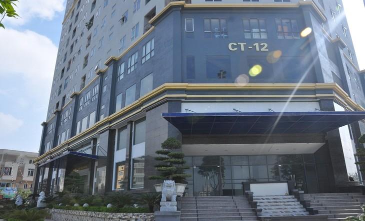 Công ty CP Xây dựng Hạ Đình chây ì không công nhận BQT tòa nhà CT12 văn Phú.