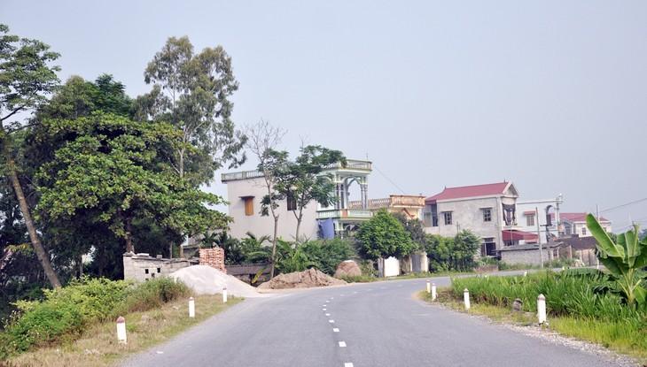 Đấu giá quyền sử dụng đất tại thị trấn Quế, huyện Kim Bảng, Hà Nam