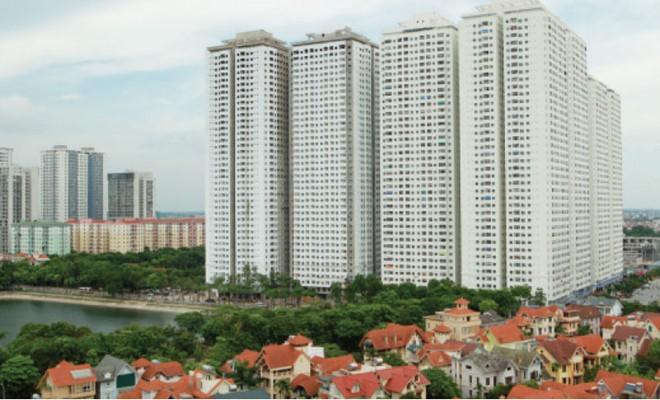 Nhiều cư dân tại các khu chung cư chưa có sổ hồng