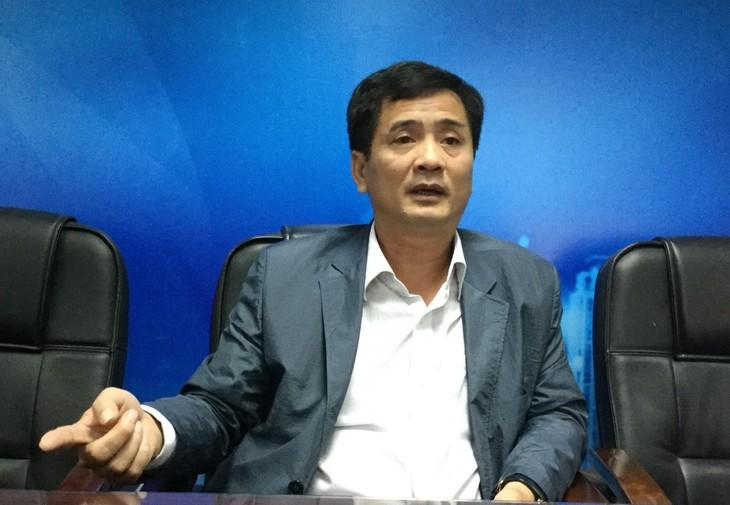 Ông Nguyễn Văn Đính - Phó Tổng thư ký Hiệp hội BĐS Việt Nam, Phó Chủ tịch kiêm Tổng Thư ký Hội Môi giới BĐS Việt Nam.