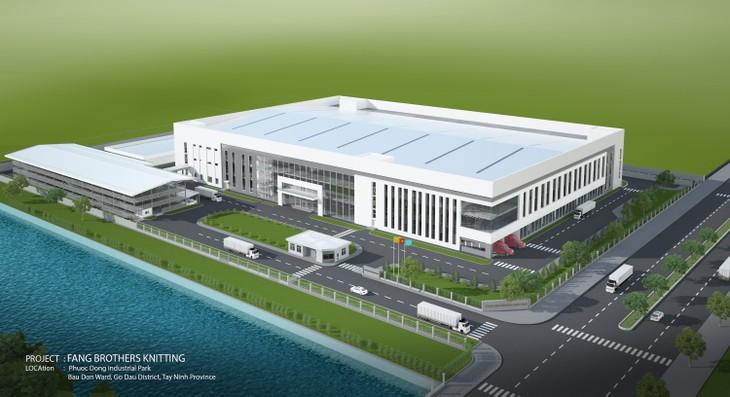 Ricons trúng thầu dự án Zhaofeng Việt Nam trong vai trò Design & Build