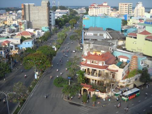 Một góc thành phố Cần Thơ. Ảnh: wikipedia