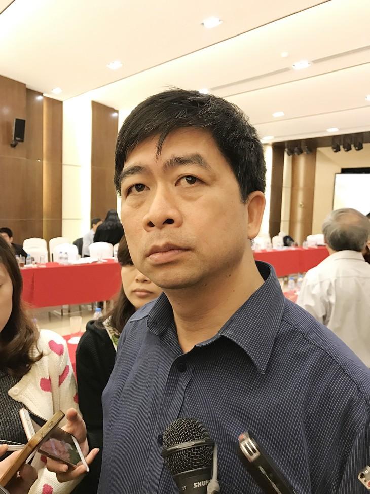 Ông Lại Hồng Thanh, Phó Tổng cục trưởng Tổng cục Địa chất và khoáng sản, Bộ Tài nguyên & Môi trường