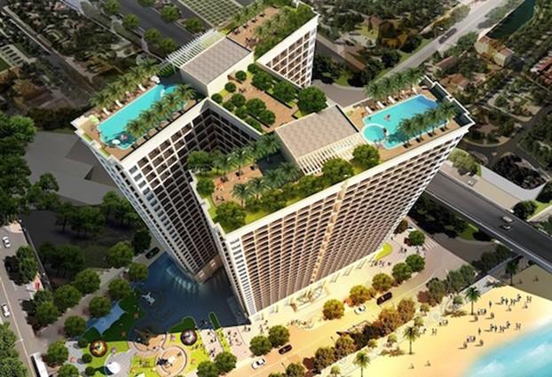 Dự án căn hộ Hoà Bình Green Đà Nẵng của Công ty SEA Thuận Phước đủ điều kiện mua bán.