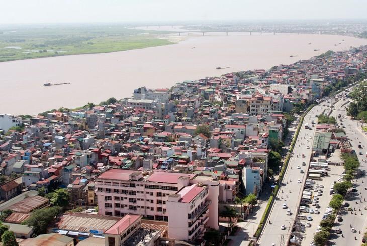 TP Hà Nội không có chủ trương đầu tư công viên Hoàng Mai theo hình thức BT. Ảnh: Tường Lâm