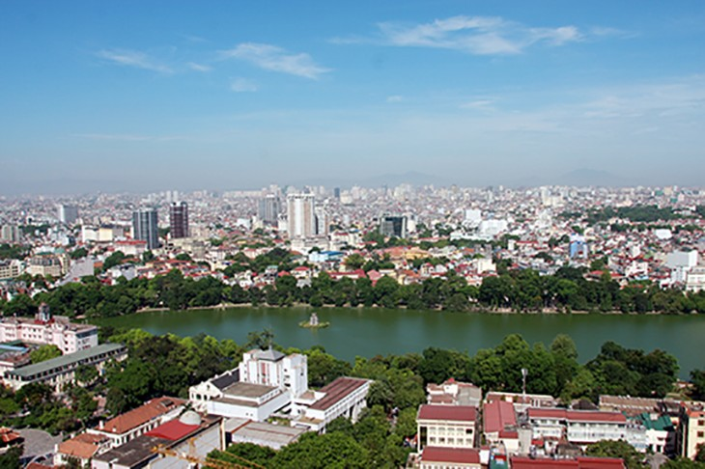 Hà Nội áp dụng hình thức chỉ định thầu tư vấn thực hiện QH hệ thống gara ngầm trên địa bàn 4 quận nội đô. Ảnh: Tường Lâm