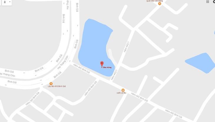 Bà Rịa – Vũng Tàu: Giao DIC Corp quy hoạch lại khu Bàu Trũng