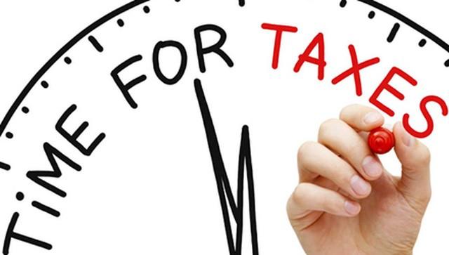 Mùa cao điểm quyết toán thuế, con số thuế nợ của lần công bố thứ 4 tại Hà Nội cao hơn hẳn so với lần trước.