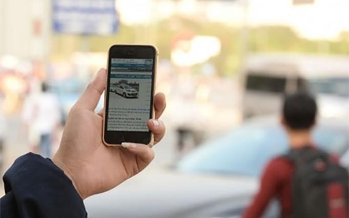 Thời gian thí điểm thu tiền giữ xe qua điện thoại di động từ ngày 1/5 - 1/8.