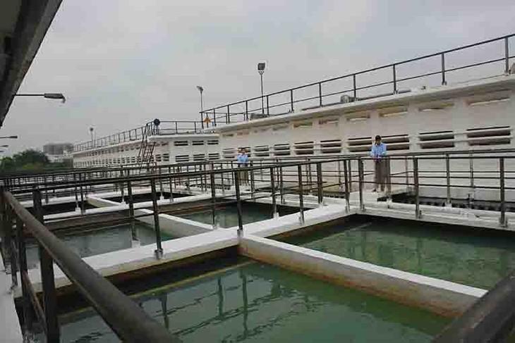 Lập đồ án điều chỉnh Quy hoạch cấp nước Thủ đô Hà Nội
