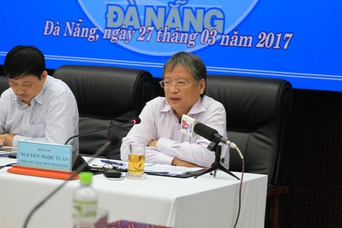 Ông Nguyễn Ngọc Tuấn. Ảnh VGP