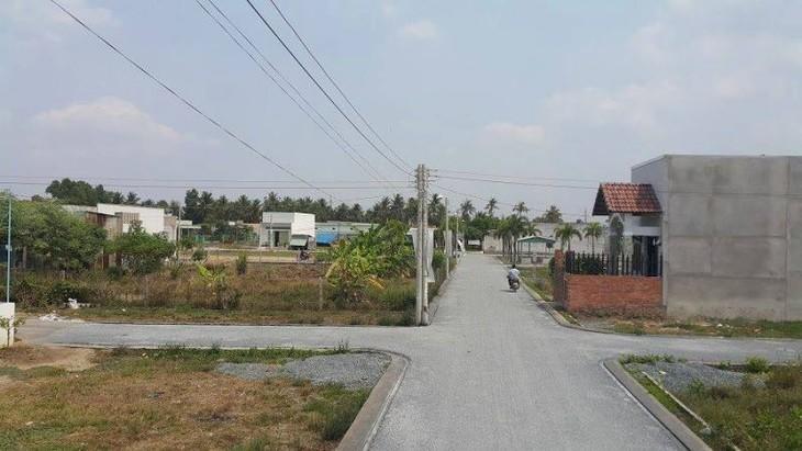 Xử lý những công trình xây dựng không phép, sai phép trên địa bàn huyện Bình Chánh.