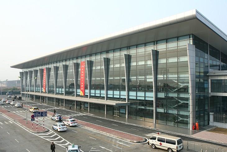 Cảng hàng không quốc tế (HKQT) Nội Bài sẽ bắt đầu triển khai áp dụng phương thức bay RNAV1. Ảnh: Tường Lâm