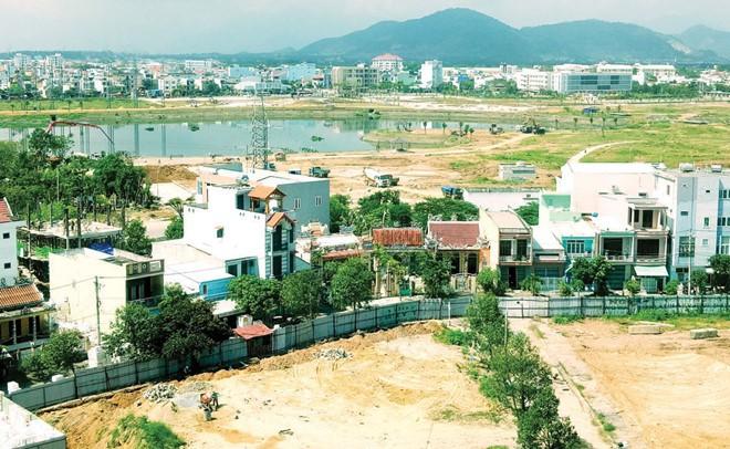 Đất nền trục Nam Đà Nẵng đang được đẩy giá lên cao trong thời gian ngắn vừa qua