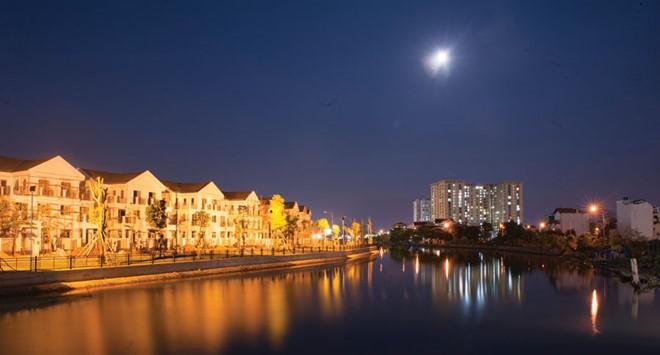Dự án Lakeview, quận 2 của Novaland có mức giá tăng tới 1 - 2 tỷ đồng/căn nhà phố