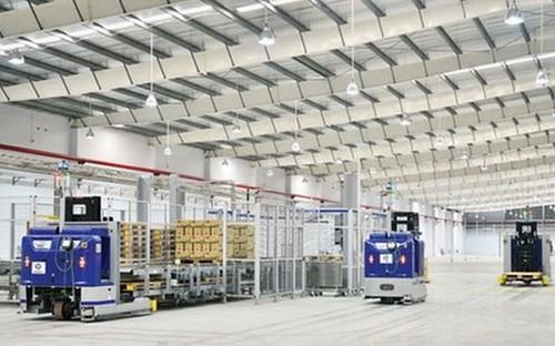 Một nhà máy của Vinamilk, một mô hình thành công sau tiến trình cổ phần hóa.