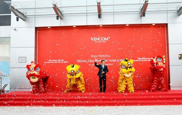 Khai truong Vincom+ Nam Long,Quận 7, TP. HCM