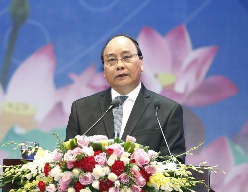 Thủ tướng Nguyễn Xuân Phúc sẽ thăm chính thức Hoa Kỳ từ ngày 29-31/5 tới. Ảnh: TTXVN