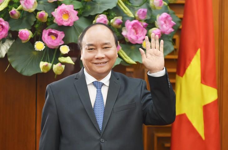 Thủ tướng Nguyễn Xuân Phúc lên đường thăm chính thức Hoa Kỳ theo lời mời của Tổng thống Donald Trump. - Ảnh: VGP